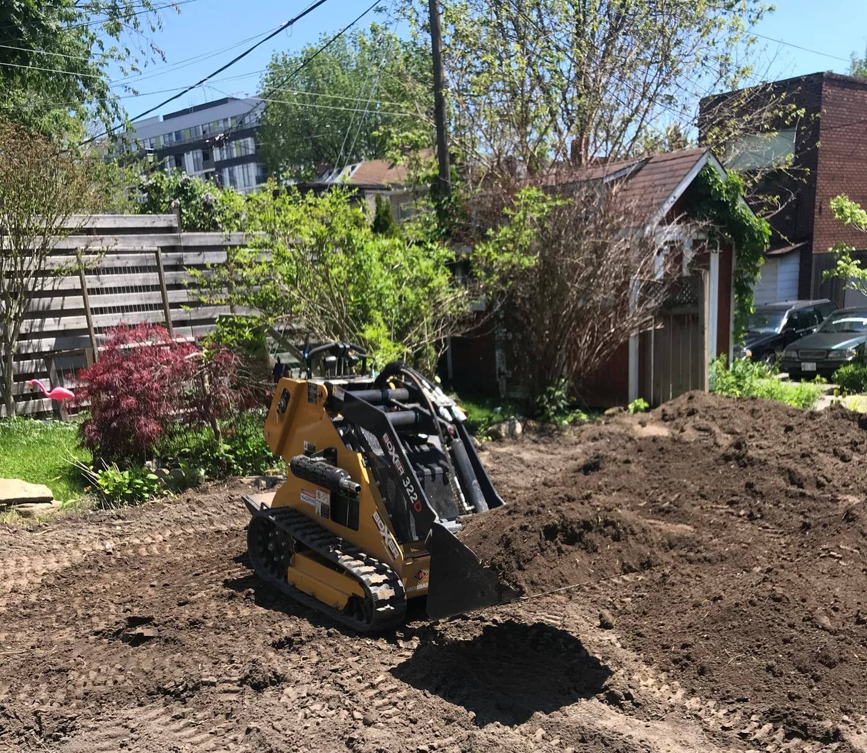 Dirt Removal / Soil Disposal Toronto, Vaughan, GTA