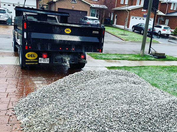 24/7 Gravel Deliver Toronto