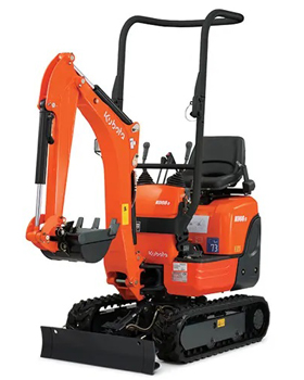 Mini Excavator Rental Services Toronto, Vaughan & GTA