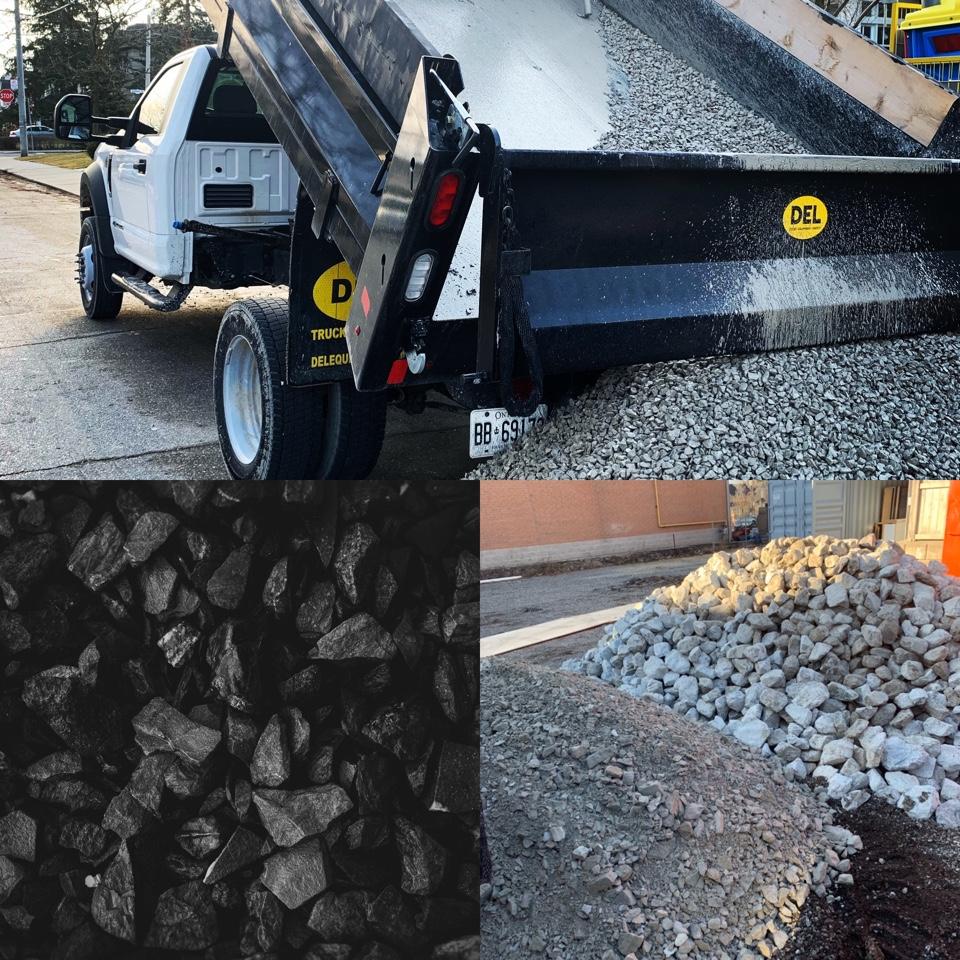 Gravel Suppliers Toronto, Vaughan & GTA