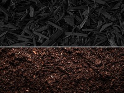 Mulch Soil Delivery Vaughan GTA